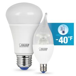 Cold-resistant high performance LED lights