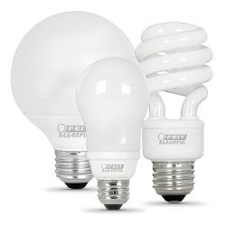 Rubber Coated CFLs